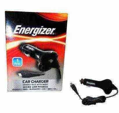 energizer entry level car charger fix cable  micro usb