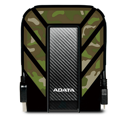Adata Hd710M 1Tb Military-Spec Usb 3.0 External Hard Drive(AHD710M-1TU3-CCF)