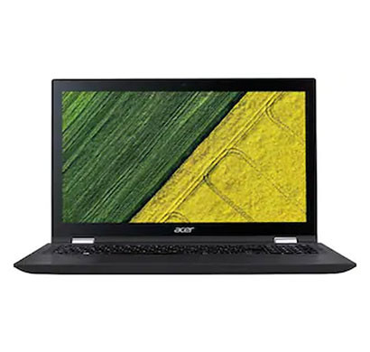 acer spin 3 sp315-51 (nx.gk9si.009) convertible laptop (intel core i3/ 6th gen/4 gb ram/500 gb hdd/15.6 inch screen/windows 10 home) black