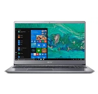 Acer Swift 3 SF315-52G NX.H1NSI.002(6.5) Laptop (Intel core i5-8250U/ 8 GB DDR4 RAM/ 1TB HDD/ 2 GB Graphics/ Windows 10/ 15.6 inch Full HD Screen),Silver