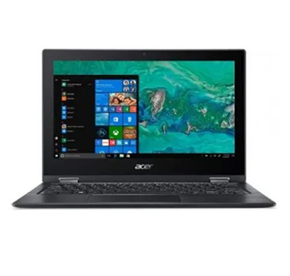 Acer Spin 1 SP111-33 (NX.HOVSI.002) Laptop (Pentium Quad Core-N5000/ 4 GB DDR4 RAM/ 500 GB HDD/ Integrated Graphics/ Touch Screen/ Windows 10/ 11.6 inch Screen IPS ),Black