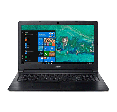 Acer Aspire 3 A315 (NX.H38SI.012) Laptop ( Intel PDM GOLD 4417 Processor / 4GB RAM / 1TB HDD / NO DVD RW / WIN 10 HOME / 15.6 INCH FHD SCREEN ) ,Obsidian Black