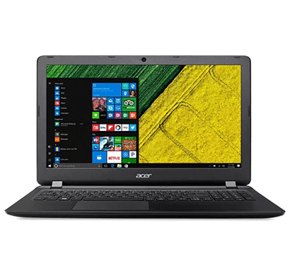 acer a315-51z intel core-i3 7th gen 7130u/ 4gb ram/ 1tb hdd/ 15.6 inch screen/ dvd/ linux/ laptop with bag black