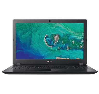 Acer Aspire 3 A315-32 (UN.GVWSI.001) Laptop (Intel Pentium Quad Core/ 4GB RAM/ 1TB HDD/ 15.6 inch Screen/ Windows 10 Home)With Bag Black