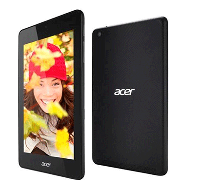 Acer one 7 1.3Ghz Processor/ 1 GB RAM/ 0.3 Front Camera/ 32 GB Expended/ 3450 Mah Battery Tablet Black