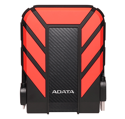 ADATA HD710 Waterproof , Dustproof , Shock-Resistant USB 3.0 External Hard Drive AHD710P-1TU31-CRD