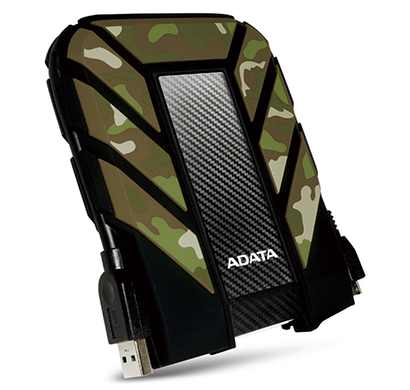 ADATA HD710M Military-Spec USB 3.0 External Hard Drive(AHD710M-2TU3-CCF)