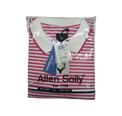 Allen Solly Mens Stripe Polo T-Shirt,( Mix Colour)