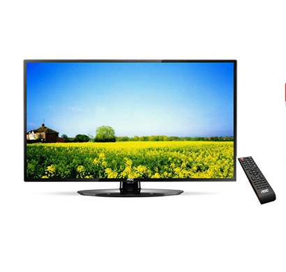 aoc le24v30m6 61 cm (24 inches) hd ready led tv (black)