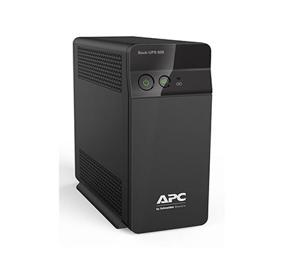APC UPS 600 230V Without Auto Shutdown Software (Black)
