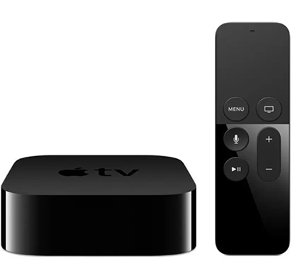 apple - mgy52hn/a tv 32 gb, black, 1 year warranty