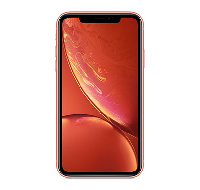 apple iphone xr (128gb) dual sim coral