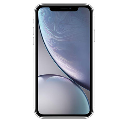 apple iphone xr 64gb storage, 6.1 inch screen ( black)