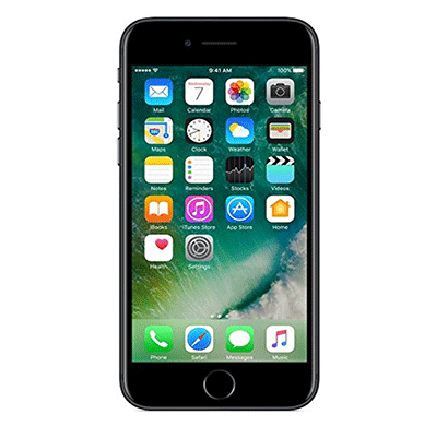 apple iphone 7 12mp primary camera ios 10 (black, 256gb)