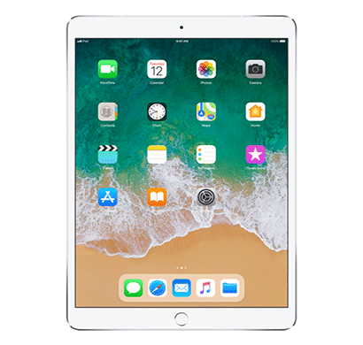 Apple iPad Pro MPF02HN/A Tablet (10.5 inch/ 256GB/ Wi-Fi Only), Silver