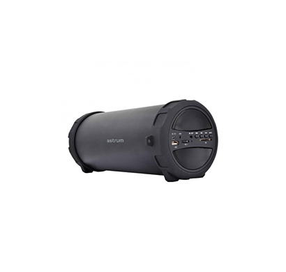 Astrum SM300 10W Wireless Barrel Speaker (Black)