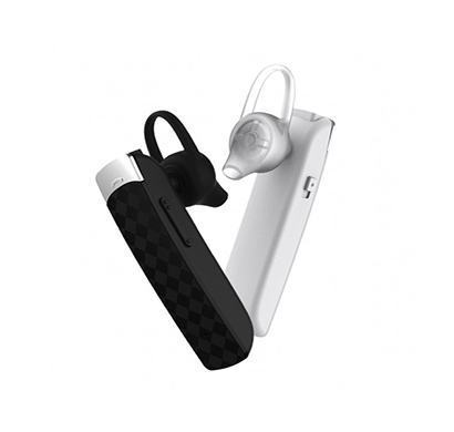 Astrum ET200 Mobile Stereo Wireless Fashion Bluetooth headset (Black,white)