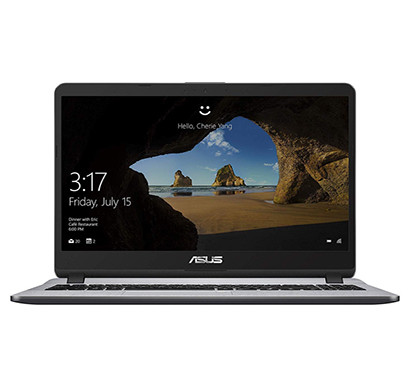 ASUS Vivobook ( X507UA-EJ838T ) Laptop (Intel Core i3-7020U/7th Gen/8GB RAM/1TB HDD/Windows 10/NO ODD/15.6 Inch/1.68 Kg),Grey