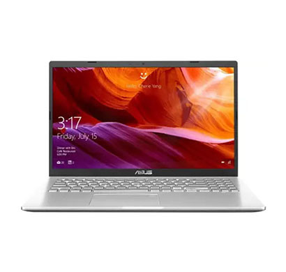 Asus Vivobook 15 X509UA-EJ341T Laptop (Intel Core-i3 7th Gen/ 4GB RAM/ 1TB HDD/ Windows 10 Home/ 15.6 inch Screen/ 1.9 kg),Transparent Silver