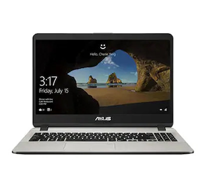 asus vivobook x507 (intel celeron/ 4 gb/1 tb/39.62 cm (15.6 inch) hd/windows 10) ma-br069t (gold, 1.68 kg)