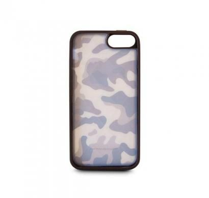 Airmax - Camouflage Air Cushion Case for iPhone 5 (Army Brown)