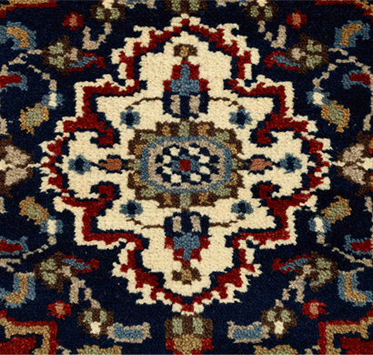 asterlane 7/7 carpet hand knotted pkwl-105 red