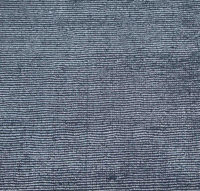 Asterlane Handloom Viscose Carpet HLV-506 Medium Navy
