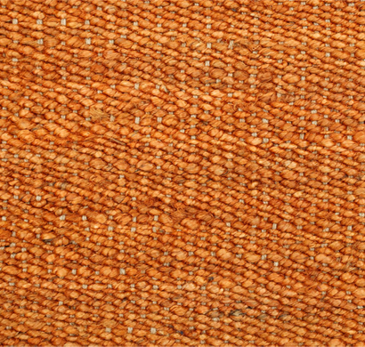 Asterlane Hemp Dhurrie carpet PDHM-11 Red Orange