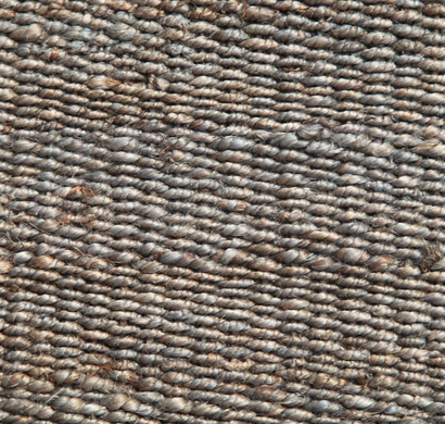Asterlane Hemp Dhurrie carpet PX-2125 Medium Gray