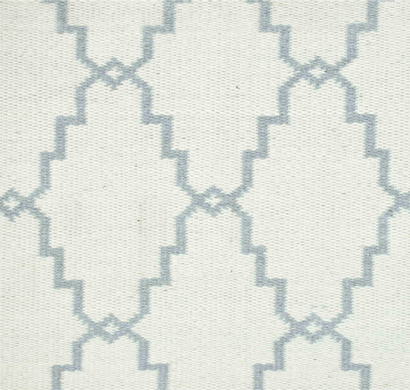 Asterlane Woolen Dhurrie carpet PDWL-100 White