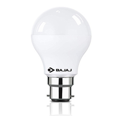 Bajaj 9w led bulb (cool Day Light)-B22 (PACK OF 10)
