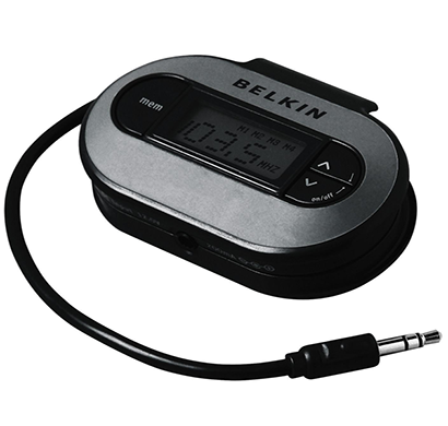 belkin - car mp3 player, black