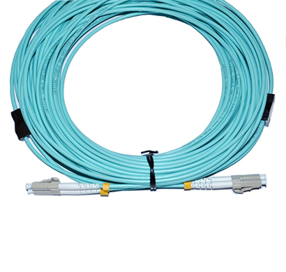 Beyondtech LC to LC Fiber Optic Patchcord OM3 100mtr