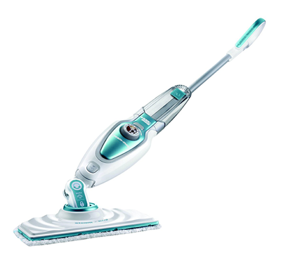 black & decker fsm1620-b5 steam mop steam cleaner (white)