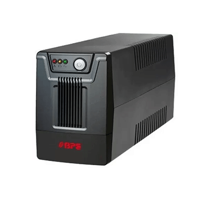 BPE BP 650-V UPS For Home & Office PC/ 2 years Warranty (Black)