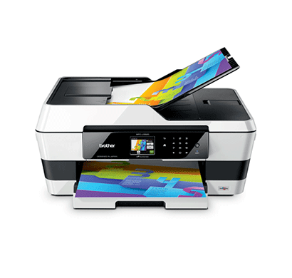Brother MFC-J3520 Colour Wifi Multifunction InkBenefit Printer