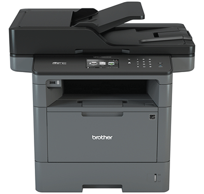 Brother MFC-L5900DW Monochrome Laser Multifunction High Speed Automatic 2 Sided