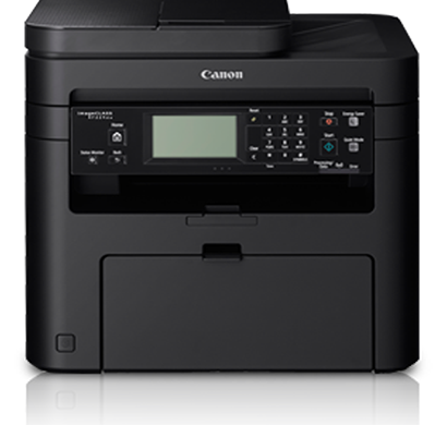 canon- mf 249 dw, print , scan , copy , fax, adf, network, wifi direct, 27 ppm, 256 mb ram, 1 year warranty