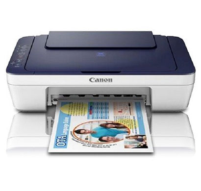 Canon Pixma E417 All-in-One InkJet Printer