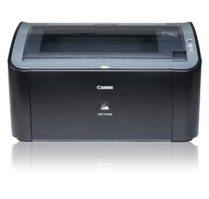 Canon Laser Shot 2900B Laser Printer Black