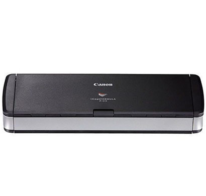 canon p- 215ii, portable adf portable scanner, 1 year warranty