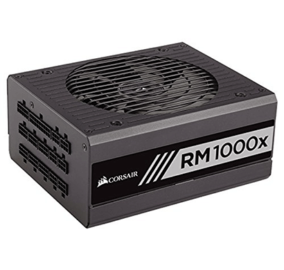 Corsair RMx Series, RM1000x, 1000W, Fully Modular Power Supply Black