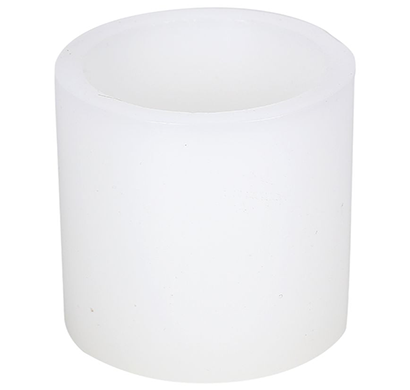 Cosmosgalaxy I3775 Decorative Flameless LED Candle, White