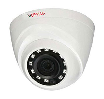 cp plus-uvc-da40l2 4mp 20m dome ir camera(white)