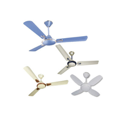 Crompton 1200 mm Super Briz deco Economy Ceiling Fan (Birken White)