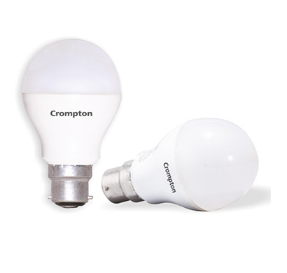 crompton 9w led pro cool daylight led bulbs (white)