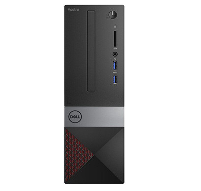 Dell Vostro 3471 SFF Desktop ( Intel Core-i5 9400U/ 9th Gen/ 4GB RAM/ 1TB HDD/ Ubuntu / No Monitor/ With DVDRW), 3 Years Warranty