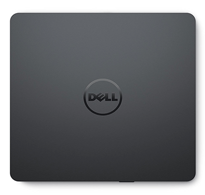 dell dw316 external usb slim dvd r/w optical drive black