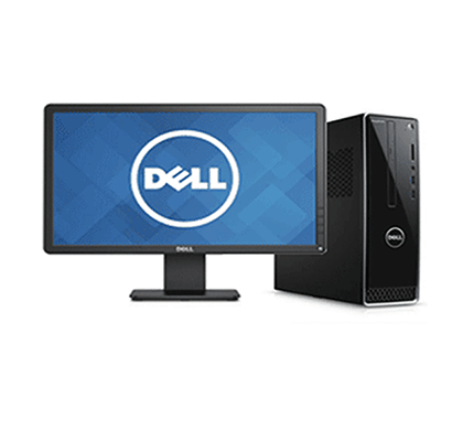 Dell Vostro DT 3470 (Intel Core -i5-8400/ 4GB RAM/ 1TB HDD/ DVD/ Dos/ 18.5 inch Screen/ 3 Years Warranty/ Black