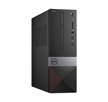 Dell Inspiron 3470 Desktop Pc (Intel Core I3/ 8th Gen/ 4GB RAM/ 1TB HDD/ NO DVD/ DOS / No Monitor/ 1 Year Warranty)